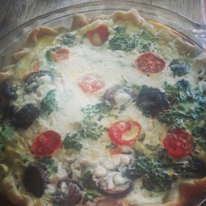 Cottage Quiche